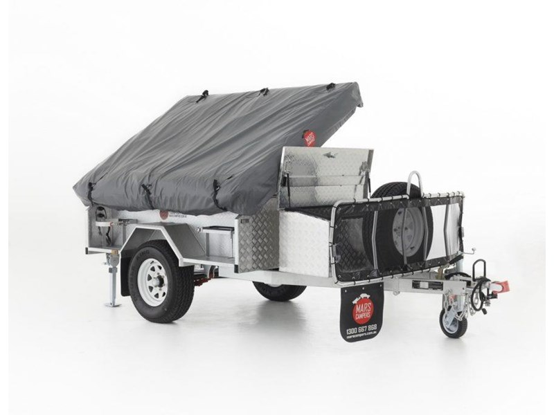mars campers surveyor series gs 14 - soft top camper trailer 211751 002