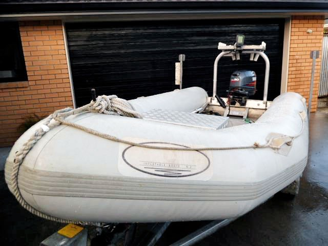 2005 AB INFLATABLES 3 8MTR for sale