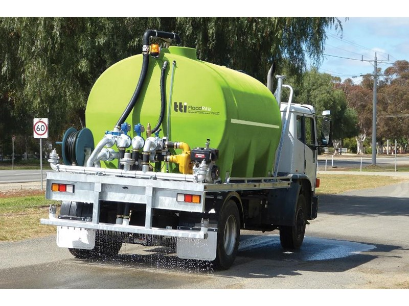 "transtank floodrite 6000l slip-on with yanmar 3"" diesel 415885 004"