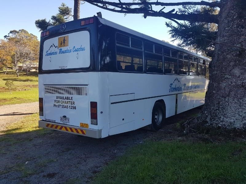 mercedes-benz 57 seat charter bus/coach 519018 004
