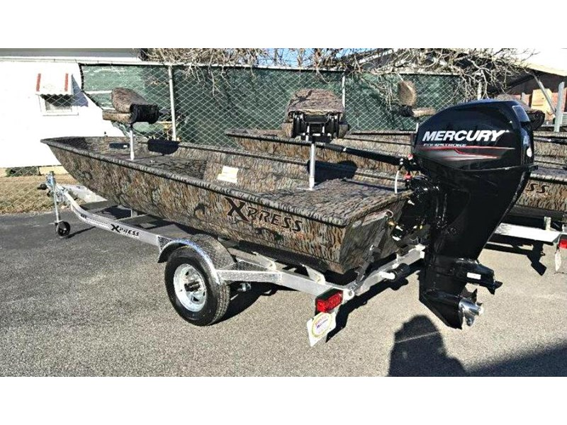 xpress boats hd15dbx hunting/fishing boat 520296 006