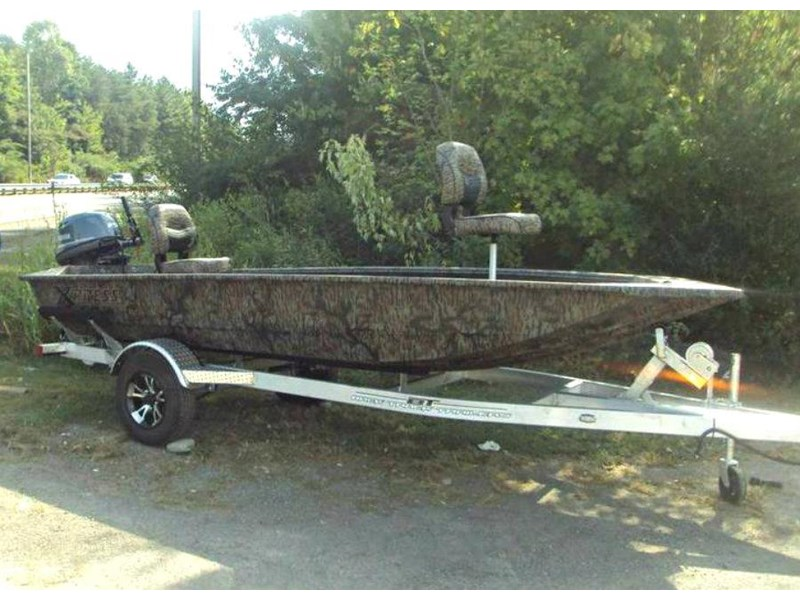 xpress boats hd15dbx hunting/fishing boat 520296 011