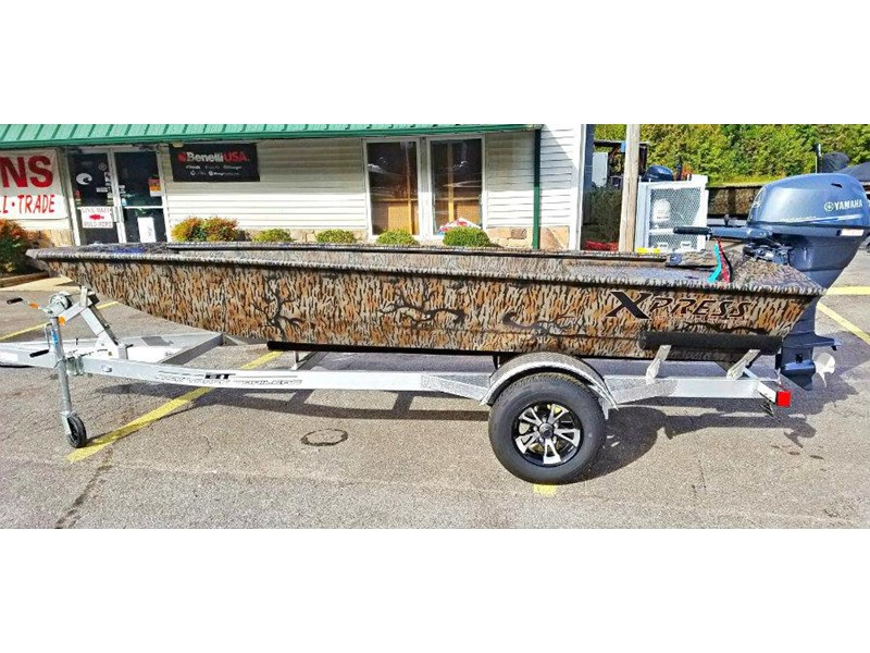 xpress boats hd15dbx hunting/fishing boat 520296 003