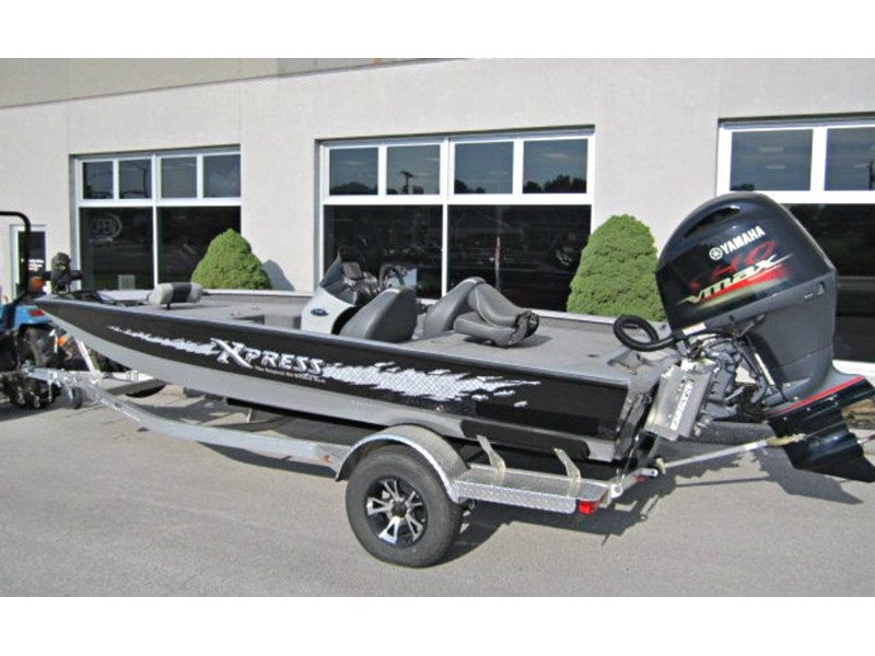 bass boat xpress x19 pro tournament bass fishing boat 521886 002