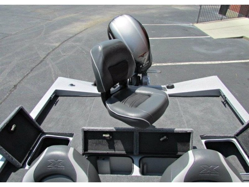 bass boat xpress x18 pro tournament bass fishing boat 522395 035