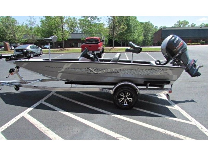 xpress boats x18 pro tournament bass fishing boat 522389 008