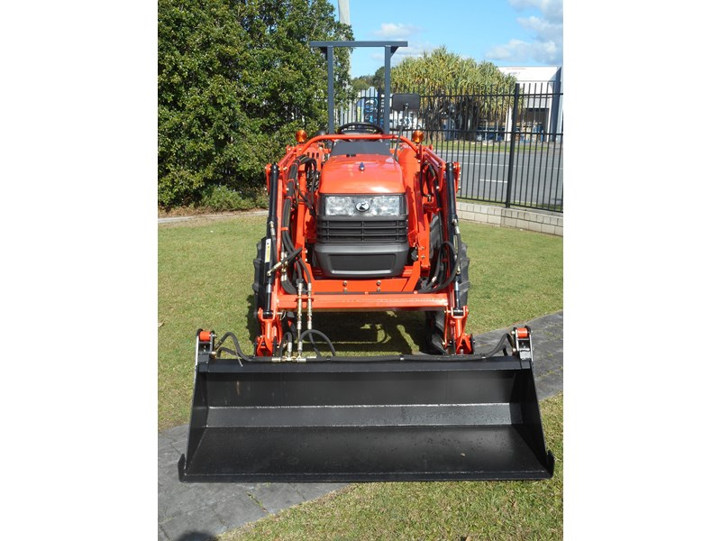 kubota l3408dt with 4 in 1 fel 522887 002