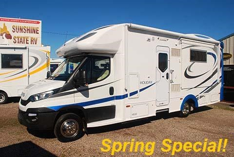 sunliner holiday luxury motorhome 306049 001