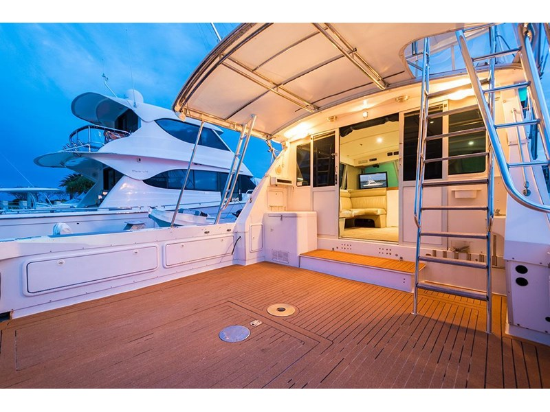 bertram 45' flybridge 523932 016