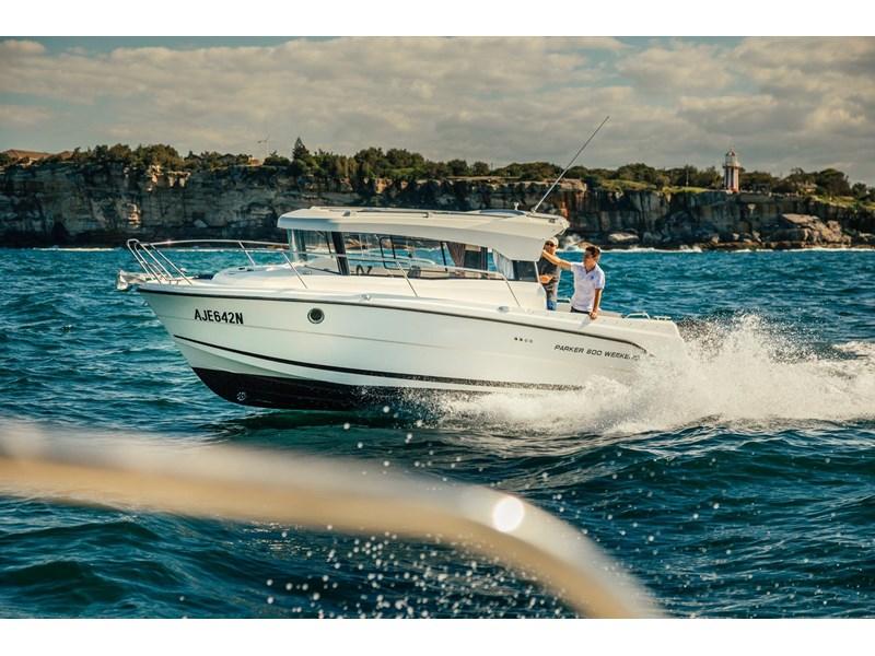 2017 Parker 800 Weekend For Sale Trade Boats Australia