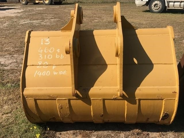 sec batter bucket 1400mm with bolt on cutting edge 427787 002