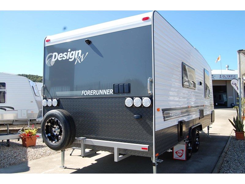 design rv forerunner 3 19'6 470679 010