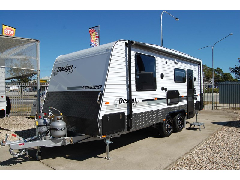 design rv forerunner 3 19'6 470679 001