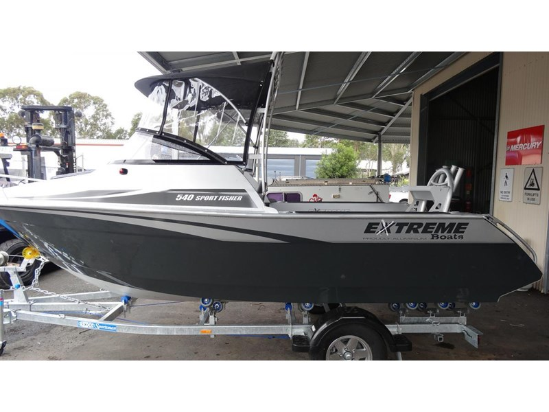 extreme 545 sport fisher 410971 006