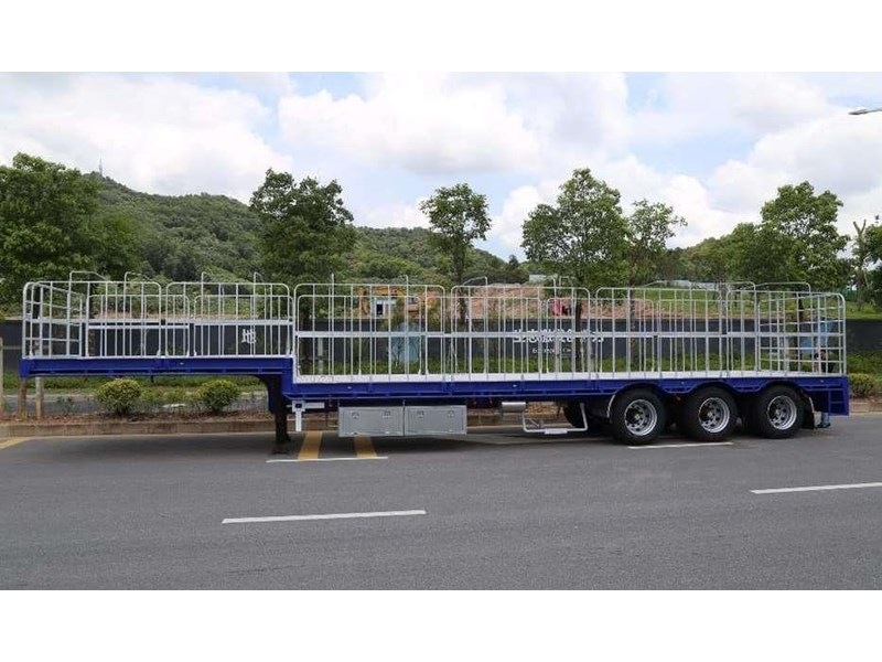 aaa new drop deck trailer with pins 527047 001