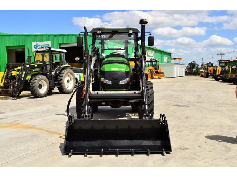 agrison 80hp cdf cabin - 4in1 bucket - 5 year warranty - free 6ft slasher! 455378 024