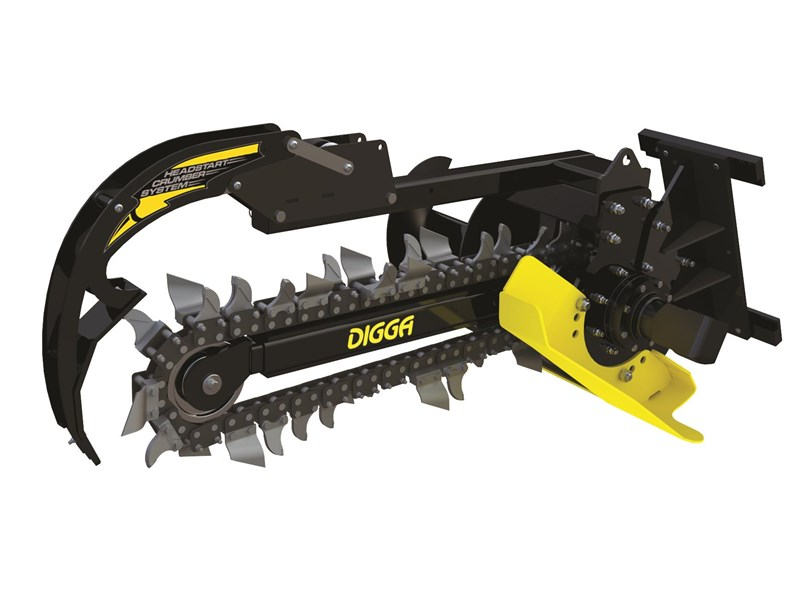 digga 900 bigfoot trencher 273280 001