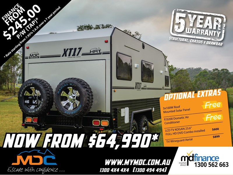 market direct campers xt - 17 hrt 344861 006