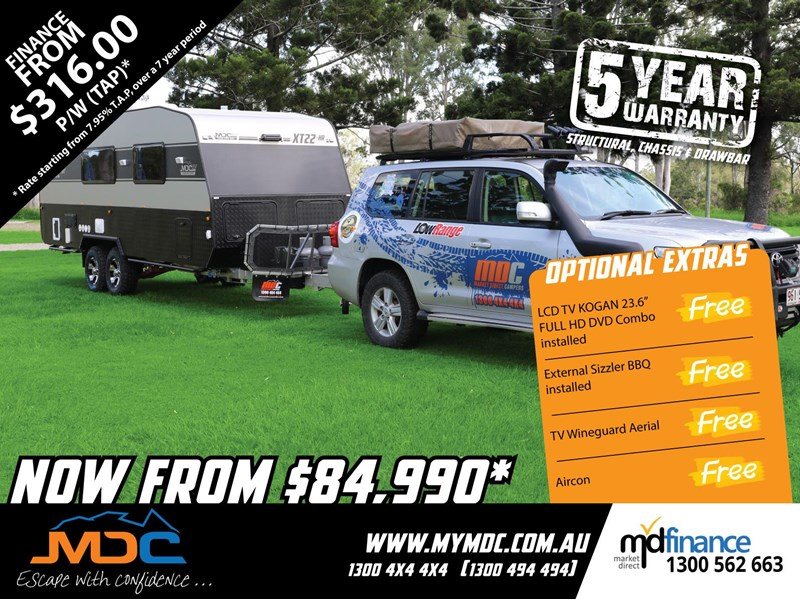 market direct campers xt22-hrt 433756 006