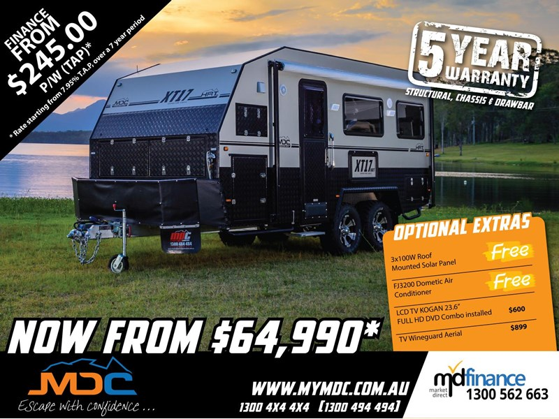 market direct campers xt17-hrt 433761 001