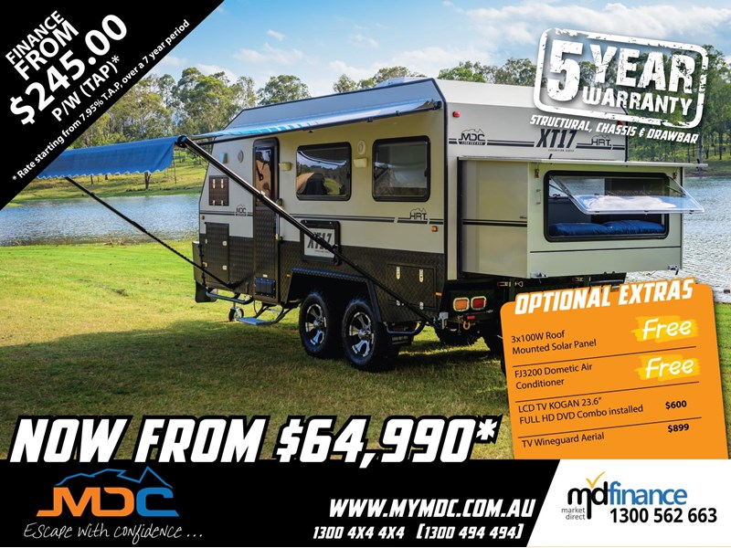 market direct campers xt17-hrt 433761 023