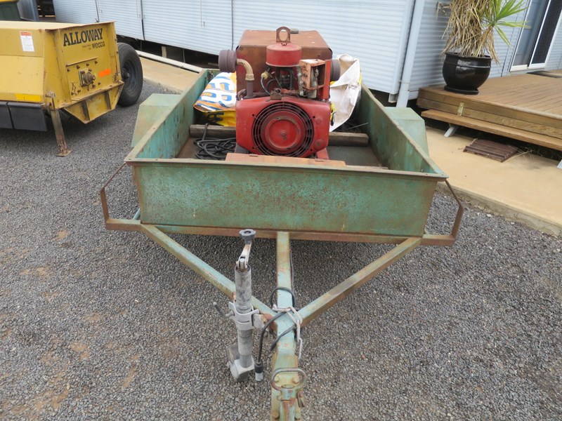 LINCOLN 225 WELDER GENERATOR For Sale
