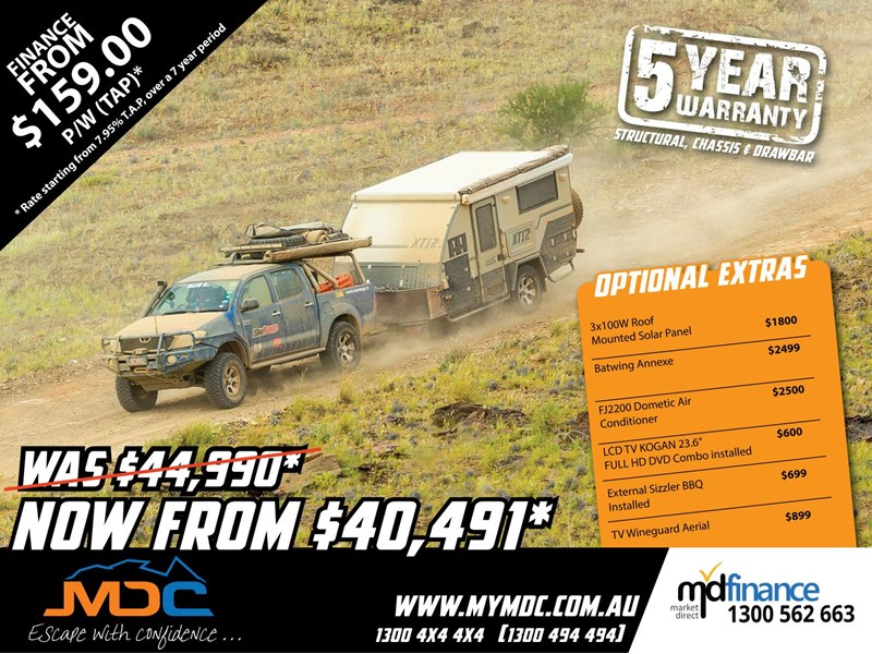 market direct campers xt12-db 492629 001