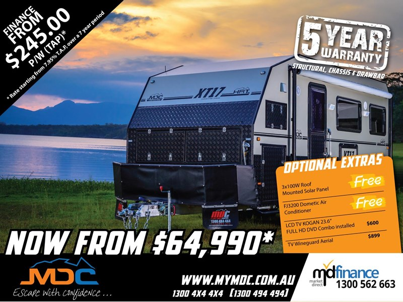 market direct campers xt17-hrt 433699 002