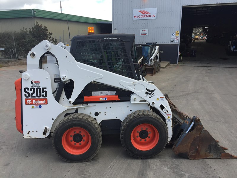 2010 BOBCAT S205 for sale