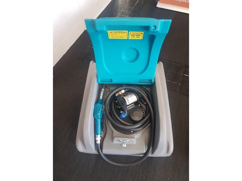 rapid spray 200l genius diesel unit 535381 003