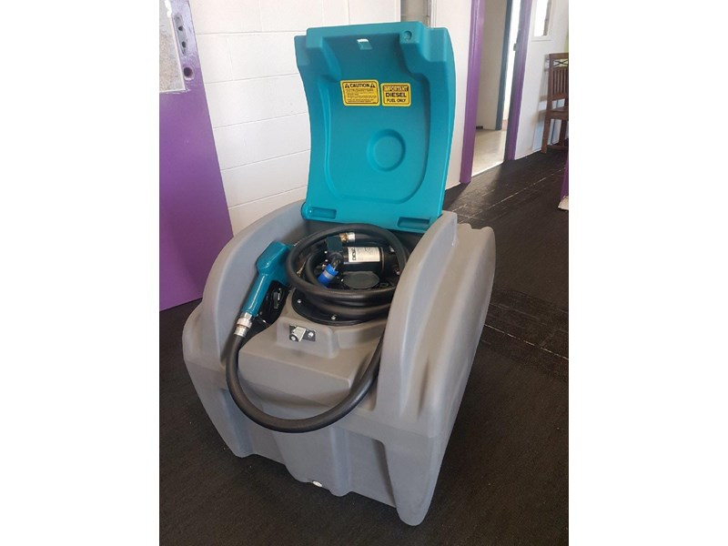 rapid spray 200l genius diesel unit 535381 002