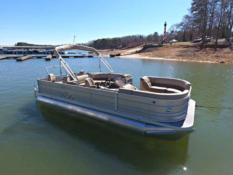 veranda vf22f2 fish / cruise pontoon 536612 004
