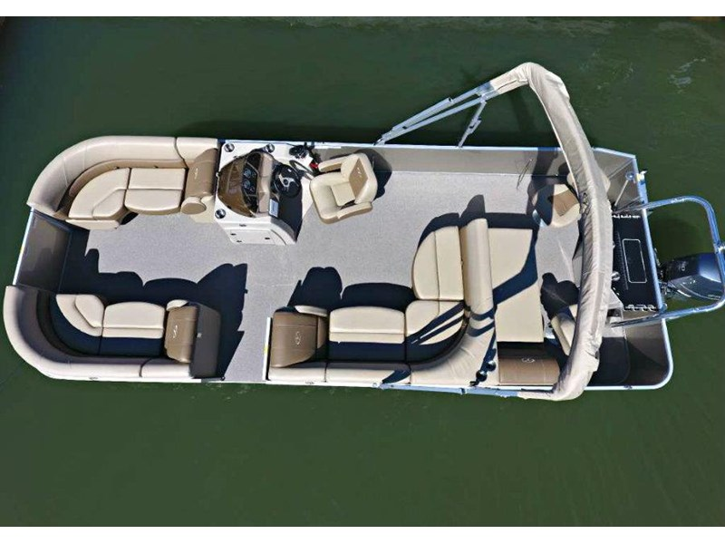 veranda vf22f2 fish / cruise pontoon 536612 011