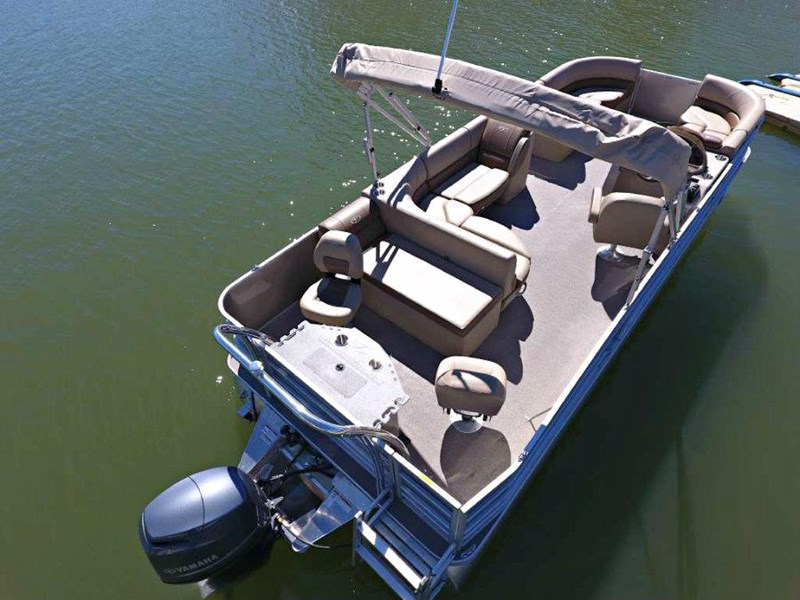 veranda vf22f2 fish / cruise pontoon 536612 012