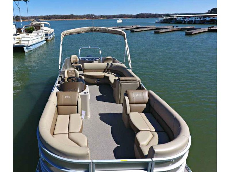 veranda vf22f2 fish / cruise pontoon 536612 013