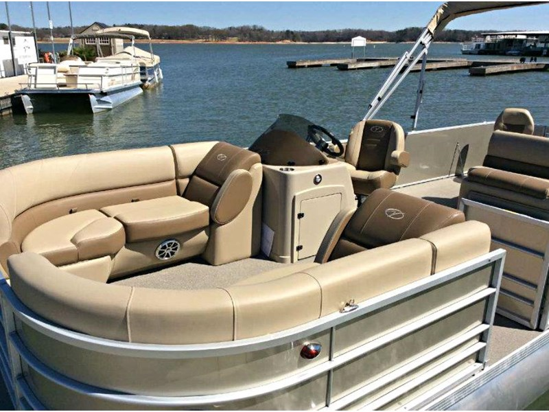 veranda vf22f2 fish / cruise pontoon 536612 014
