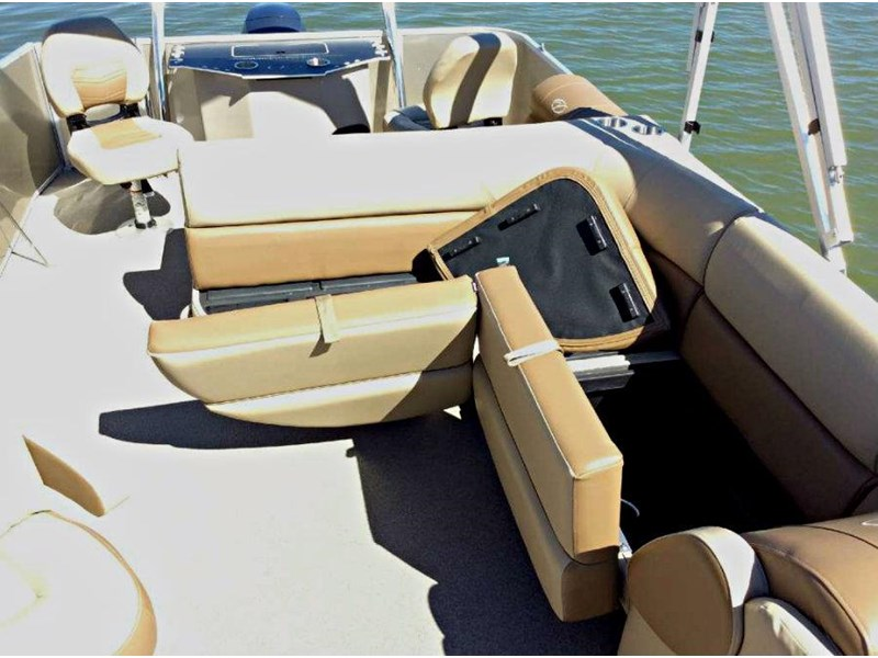 veranda vf22f2 fish / cruise pontoon 536612 022