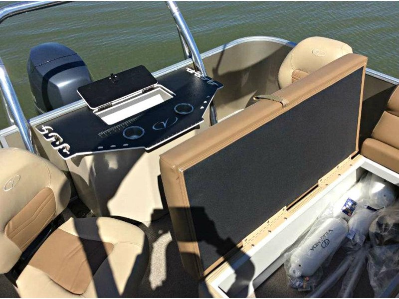 veranda vf22f2 fish / cruise pontoon 536612 029