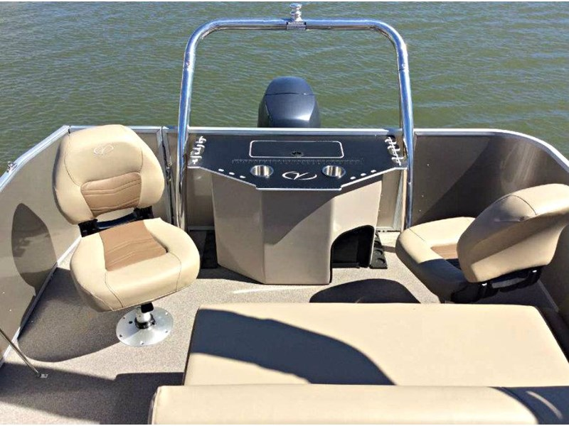 veranda vf22f2 fish / cruise pontoon 536612 030