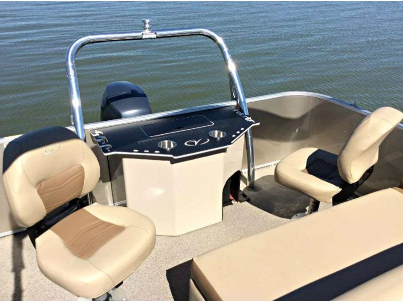 veranda vf22f2 fish / cruise pontoon 536612 031