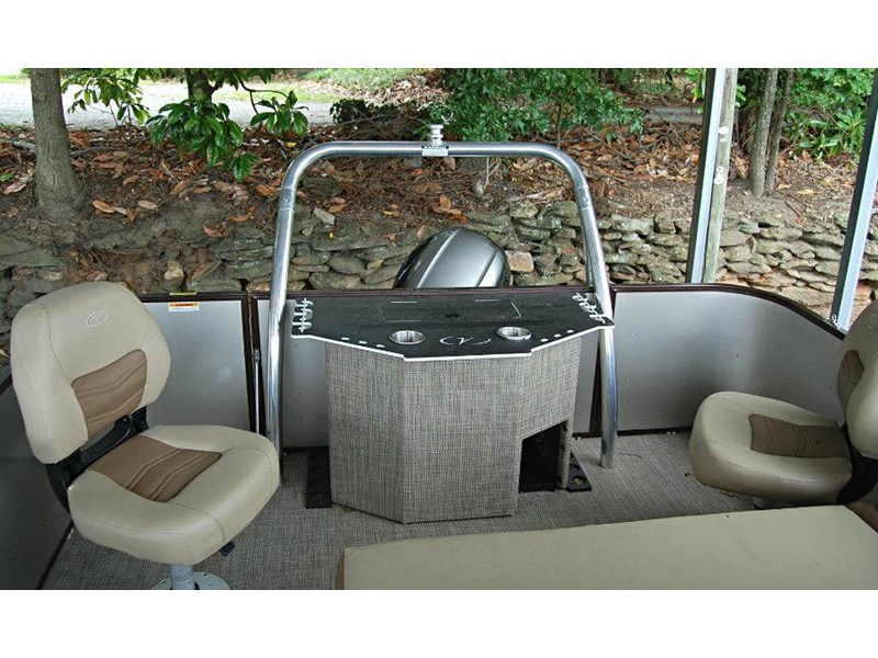 veranda vf22f2 fish / cruise pontoon 536612 033