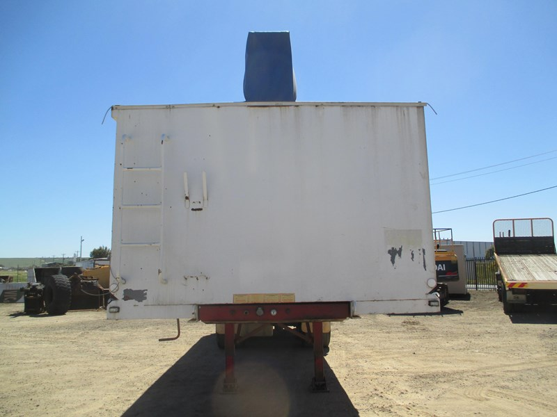 parsons steel grain chassis semi tipper 541759 013