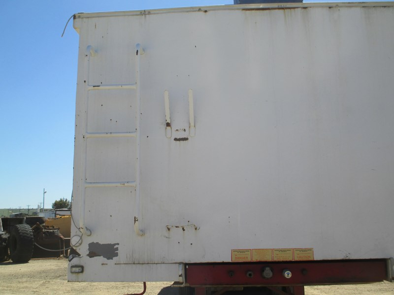 parsons steel grain chassis semi tipper 541759 014