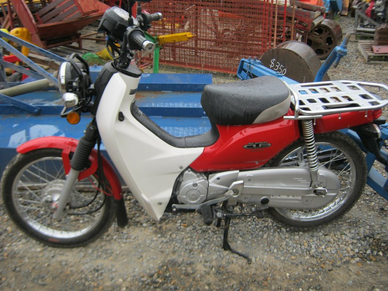 honda super cub 110 nbc110 scooter for sale. Black Bedroom Furniture Sets. Home Design Ideas