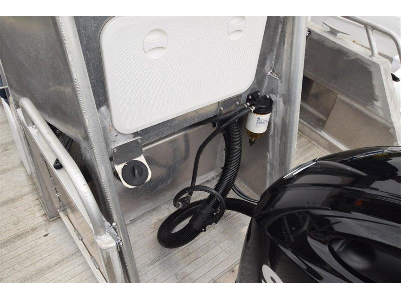 custom aluminium power catamaran 544133 012