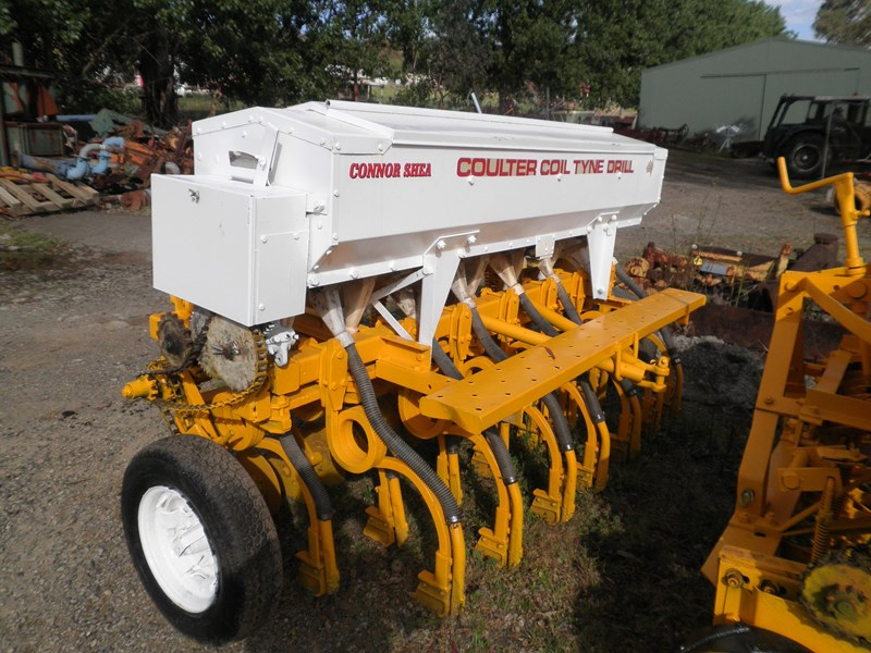 connor shea 9 coil tyne baker boot 3pl for sale rh tradefarmmachinery com au connor shea disc seeder manual connor shea seeder manual