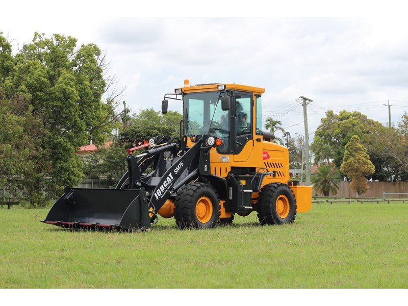 joblion equipments 2019 new joblion sm75 75hp 5.2ton free gp bucket+bucket 4 in 1+forks 546461 021
