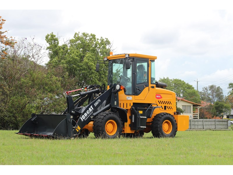 joblion equipments 2019 new joblion sm75 75hp 5.2ton free gp bucket+bucket 4 in 1+forks 546461 023