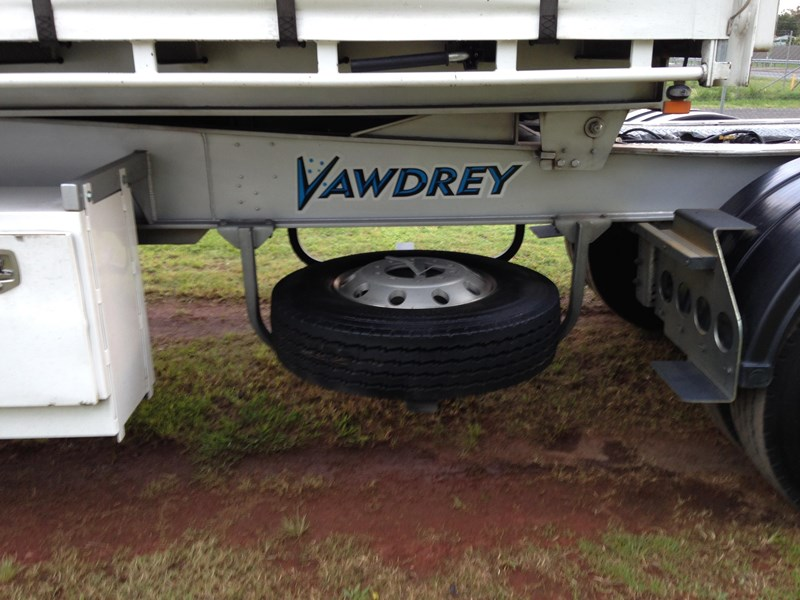 vawdrey a trailer roll back tautliner 546897 026
