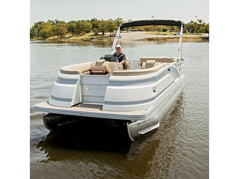 silver wave pontoons grand costa 210-l 547599 002
